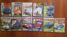 Lot of 20 Jaguar World Magazines