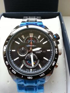 Casio Edifice Red Bull Racing Limited Edition - Herenpolshorloge
