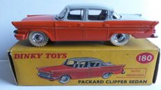 Dinky Toys - Scale 1/43 - Packard Clipper Sedan No.180