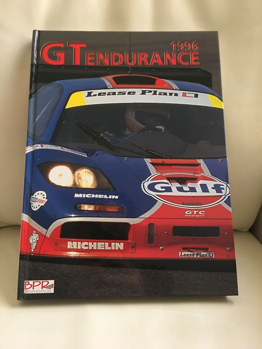 1996 GT Endurance BPR Yearbook