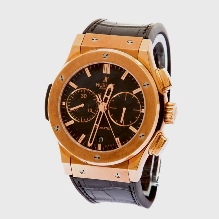 Hublot Classic Fusion Chronograph - mens watch - current model - new 30500 euro
