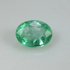 Emerald - 1.36 Ct - No Reserve Price