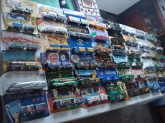 Various brands - Scale 1/87 - Lot with 82 Models: Brewery trucks, advertising trucks, many classic trucks