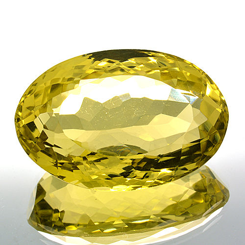 Lemon quartz – 26.73 ct