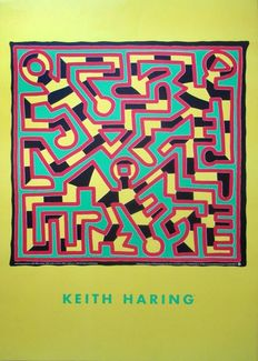 Keith Haring - Untitled - 1993