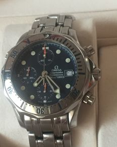 Omega Seamaster Professional 300M Chronograph for men