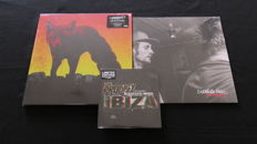 The Prodigy / Sleaford Mods - Great lot of 3 limited editions: 3x12 inch deluxe box set / green LP / glow in the dark 7inch single