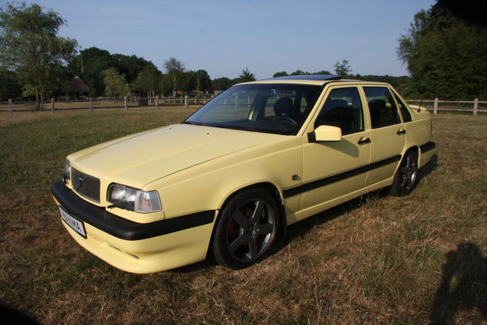 Volvo - 850 T5R Manual transmission - 1995