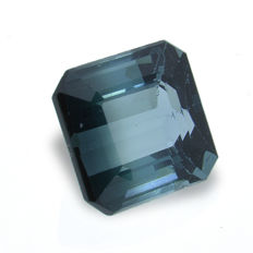 Blue Tourmaline (Indicolite) – 0.66 ct – No Reserve Price
