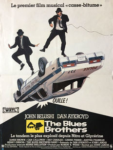Anonymous - The Blues Brothers - 1980