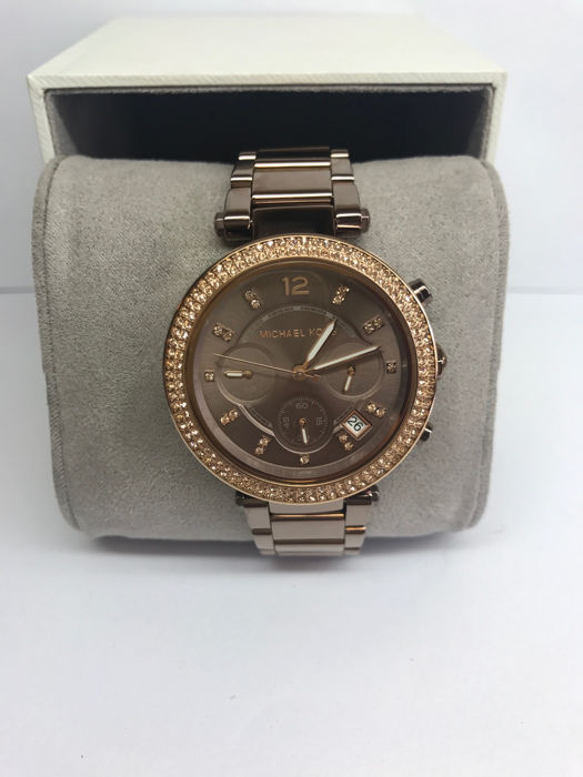 Michael Kors women's watch 2017, no reserve!