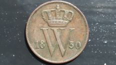 The Netherlands – 1 cent 1830, Willem I – copper