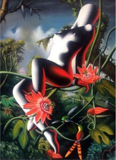 Mark Kostabi - Sanctuary