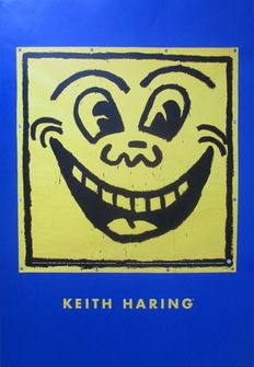 Keith Haring - Untitled (Smile) - 1993