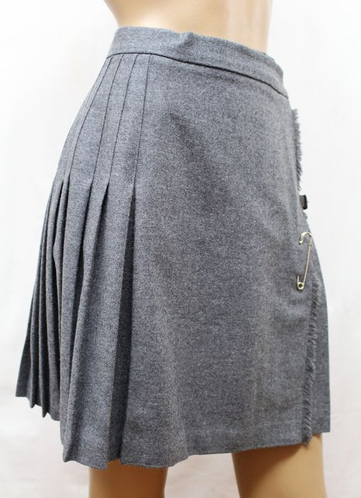 Burberry London - Skirt Made In Scotland