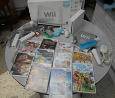 Wii sports pack including 10 games
