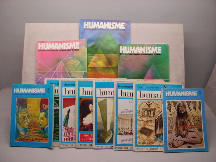 HUMANISME G.O.D.F (Grand Orient of France)