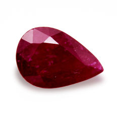 Ruby – 0.99 ct.