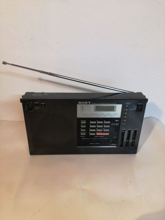 Sony SSB Multi-Band Radio ICF - 2001 - LW-SW-AM-FM