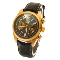 Bell & Ross 126 XL Limited edition vintage chrono - mens watch