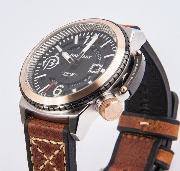 Ballast Trafalgar BL3133-01 model  – New watch – Never worn