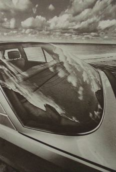 Jeanloup Sieff (1933-2000) - Renault 25 - 1984