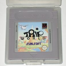 Game Trip World very rare  on Gameboy