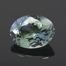 Blue-Green Tanzanite – 1.48 ct