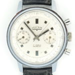 Check out our Vulcain chronograph vintage – 1968