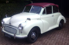 Morris - Minor 1000 - decappottabile - 1955