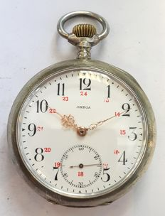 Omega pocket watch - Switzerland - 1900s