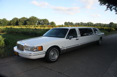Lincoln - Town Car Limo - 1994