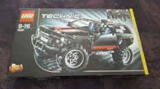 Technic - 8081 - Limited Edition Extreme Cruiser