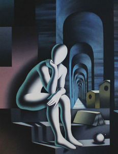 Mark Kostabi - Endless Enigma