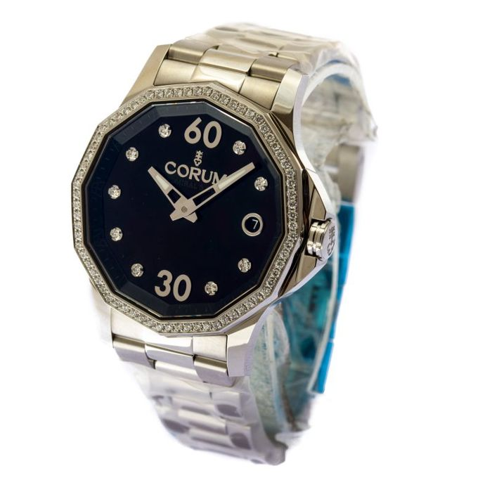 Corum -  Admiral Cup Legend 38 diamond  - 08210147V200PK11 - Women - 2011-present