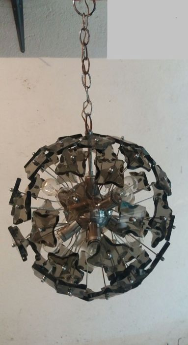 Unknown designer - Sputnik model pendant light
