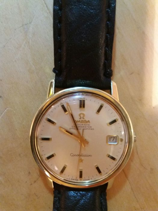 Omega Constellation – Men's watch – 1960s
