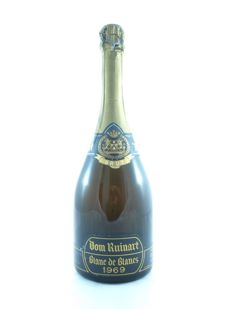 1969 Dom Ruinart Blanc de Blancs - 1 bottle