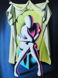 Mark Kostabi - Unveiled introspection