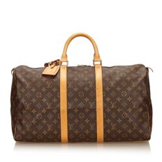 Louis Vuitton - Monogram Keepall 50