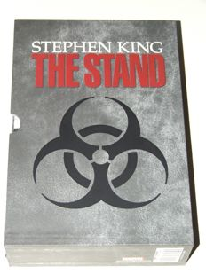 The Stand Omnibus By Stephen King - Slipcase With Oversized x2 HC's - 1st Edition - (2012)