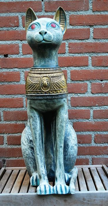 Egyptian cat (Bastet)