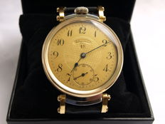 12 Elegancia 1A men's marriage wristwatch 1905/1910