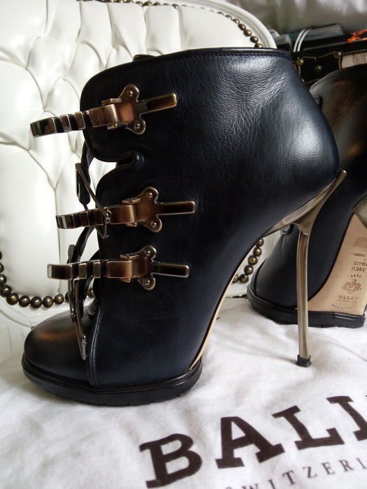 Bally – ankle boots