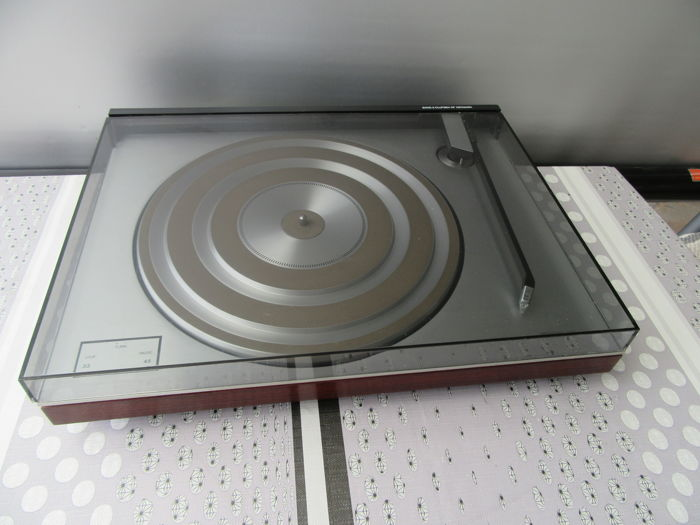 Bang&Olufsen Beogram 1100 including  turntable - revised by technician with more than 40 years of B & O experience