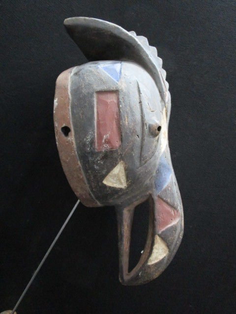 Splendid MOSSI mask - Burkina Faso