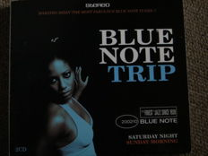 JAZZ Various Artists - lot of 48 CD's  Blue Note Trip, Verve's Compact Jazz