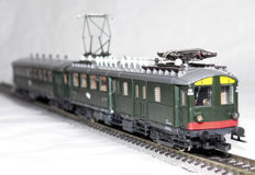 """Roco H0 - 04190 S - 2-part electric train set MB4D and CES """"The Blokkendoos"""" of the NS"""