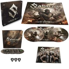 Sabaton – The Last Stand || Deluxe Edition ||  Limited Edition || Still in sealing