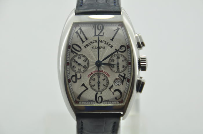 Franck Muller Cintree Curvex Chronograph Automatic Ref. 7880 CC AT - Men's Watch